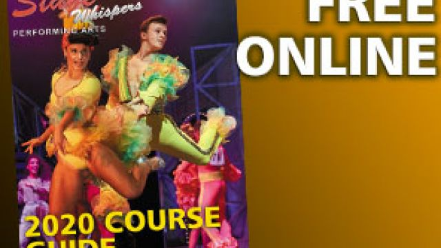 Directory of Performing Arts Courses 2020