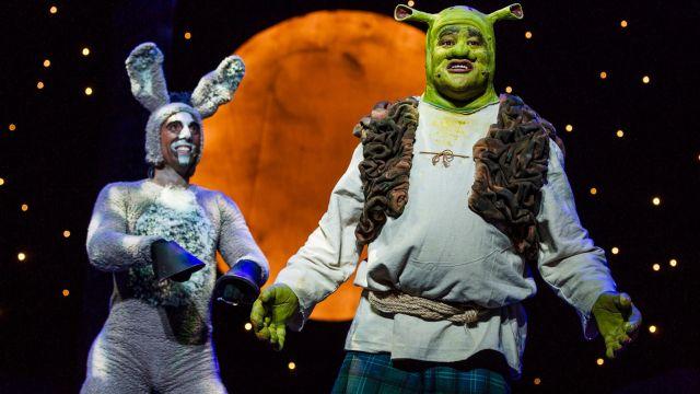Shrek - New Show on the Block