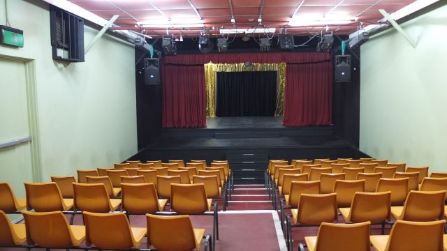 Theatres In The Middle Of Nowhere