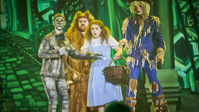 Directors Diary: The Wizard of Oz
